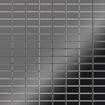 Metall mosaik TITANLEGERING Bauhaus-Ti-SM