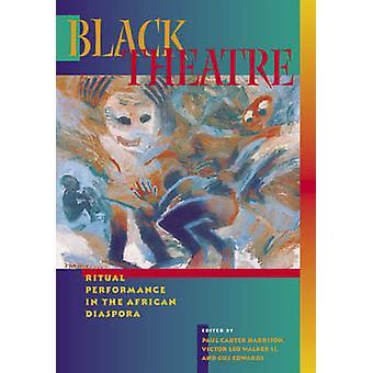 Teatro Negro - Performance Ritual en la diáspora africana en coche de Paul