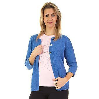 RABE Cardigan 42 021526 Blauw