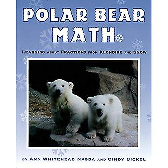 Ours polaire Math: Apprendre les Fractions du Klondike et la neige