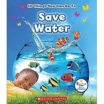 10 Things You Can Do to Save Water (Rookie Starmake a Difference)
