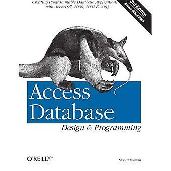 Access Database Design & ohjelmointi (pähkinänkuoressa käsikirjat)