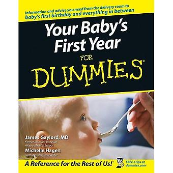 Your Babys First Year For Dummies