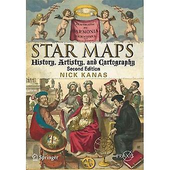 Stjernekart: Historie, kunst og kartografi