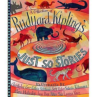 En samling av Rudyard Kiplings historier bara så
