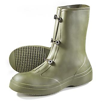 US ISSUE OLIVE RUBBER RAIN BOOTS OVERBOOTS