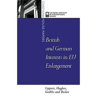 Britain Germany and Eu Enlargement by Lippert & Barbara