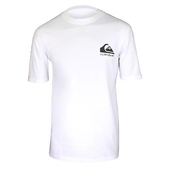 Quiksilver Mens Omni Original T-Shirt - White