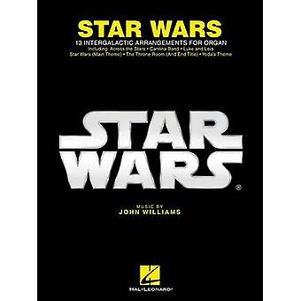 Star Wars for Organ - 9781495060007 Book