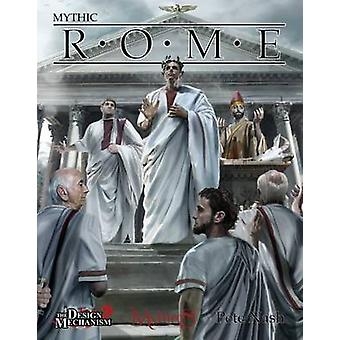 Mythic Rome by Pete Nash - 9781911471134 Book