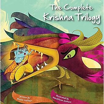 The Amma Tell Me Krishna Trilogy - Three Book Set by Bhakti Mathur - 9