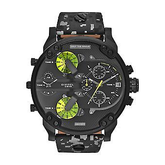 Diesel Dz7311 mężczyźni Mr Daddy 2,0 57mm chronograf zegarek