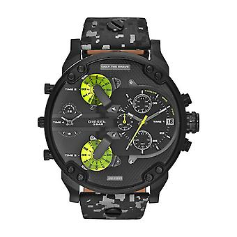 Diesel Dz7311 Mens Mr Daddy 2.0 57mm Chronograph Watch