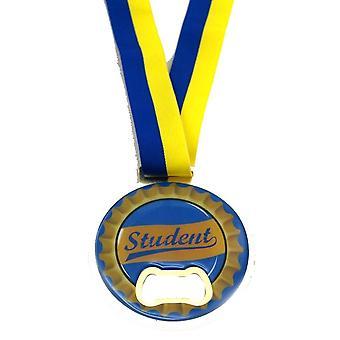 Czapka otwieraczowa Student wiszący medal piwny