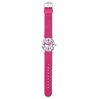 Scout Kids Watch Learning Clock UP! Unicorn - pink girl 280310004