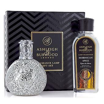 Ashleigh & Burwood Olio Profumo Lampada Home Regalo Set Premium Deluxe Diffuser Twinkle Star