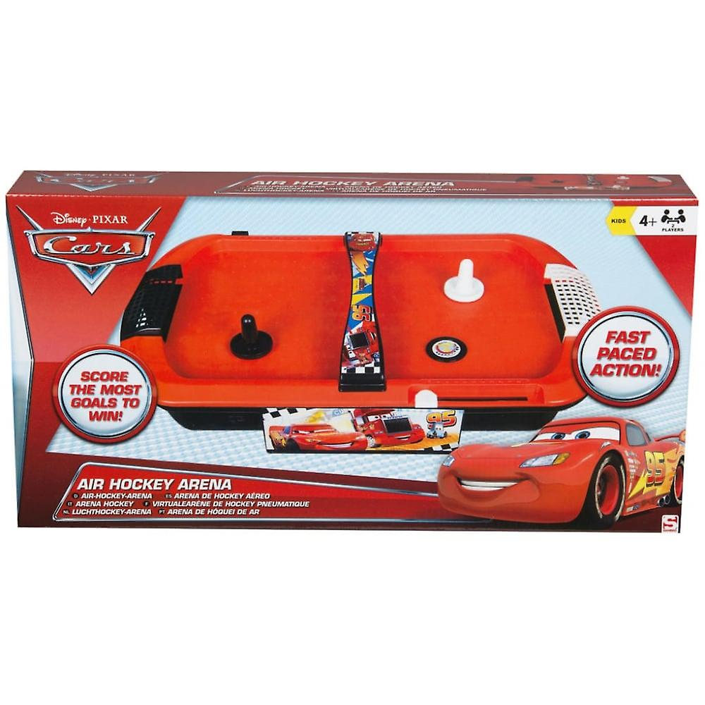 Disney Cars små Air Hockey Arena spel