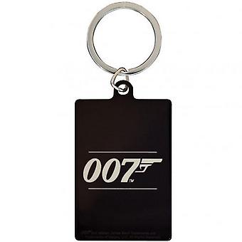 James Bond metalen sleutelhanger