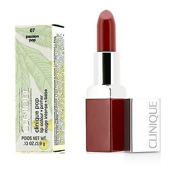 Clinique Pop Lip Colour + Primer - # 07 Leidenschaft Pop-3.9g/0.13oz