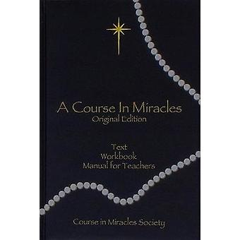 Course in Miracles-Original edition 9780976420064