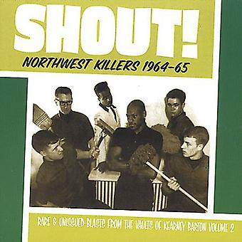Northwest Killers - Northwest Killers: Vol. 2-Shout! [CD] USA import