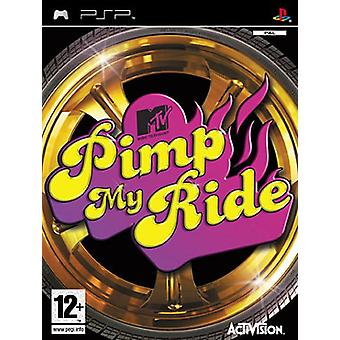 Pimp My Ride (PSP) - New