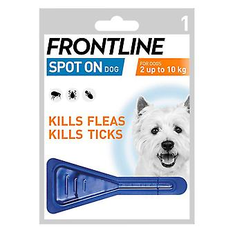 Frontline Spot On For Small Dogs - 1 Pipette