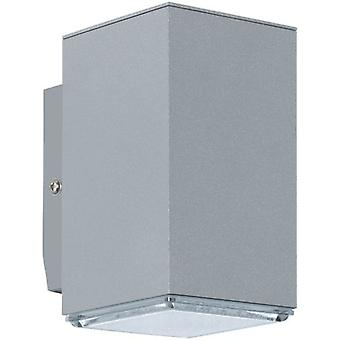 Wellindal Apply 1 outdoor LED light Silber Tabo