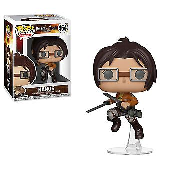 Attack on Titan Hange Pop! Vinyl