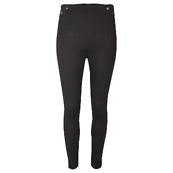 Leo en Ugo Black Pull On Leggings