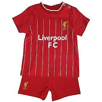 Liverpool FC baby unisex skjorte & kort sett