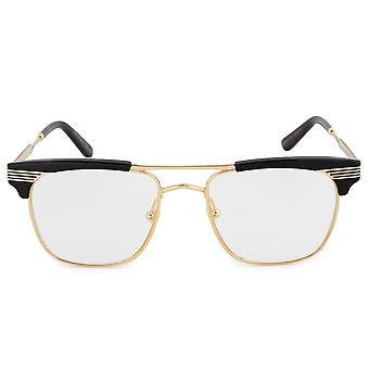 Gucci Square Eyeglasses Frames GG0287S 002 52
