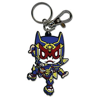 Key Chain - Tiger & Bunny - New SD Origami Cyclone Toys Anime Licensed ge36576