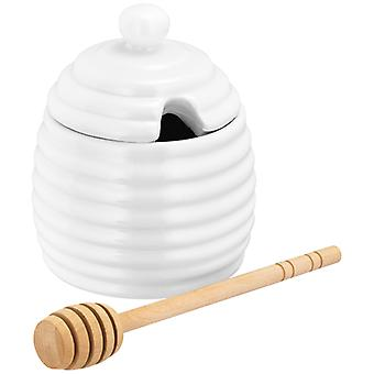 Judge Table Essentials, Honey Drizzle Pot, 200ml