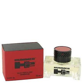 Hummer H2 By Hummer Eau De Toilette Spray 2.5 Oz (men) V728-420202
