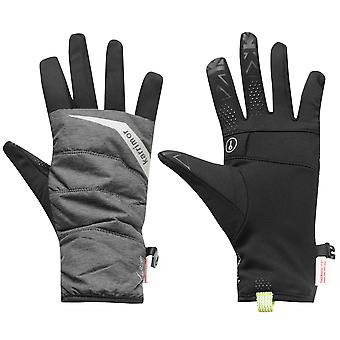 Karrimor Mens Quilted Running Gloves