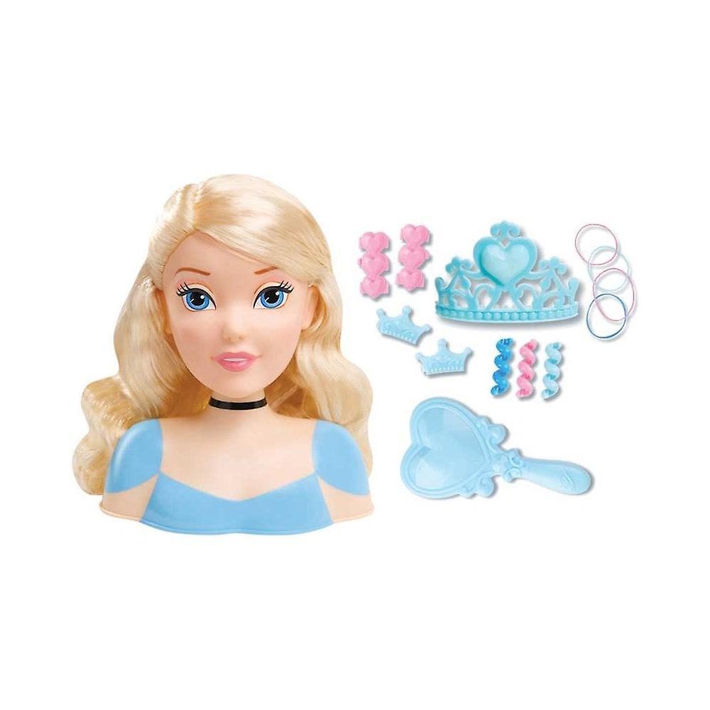 Disney Princess Cinderella Styling Head