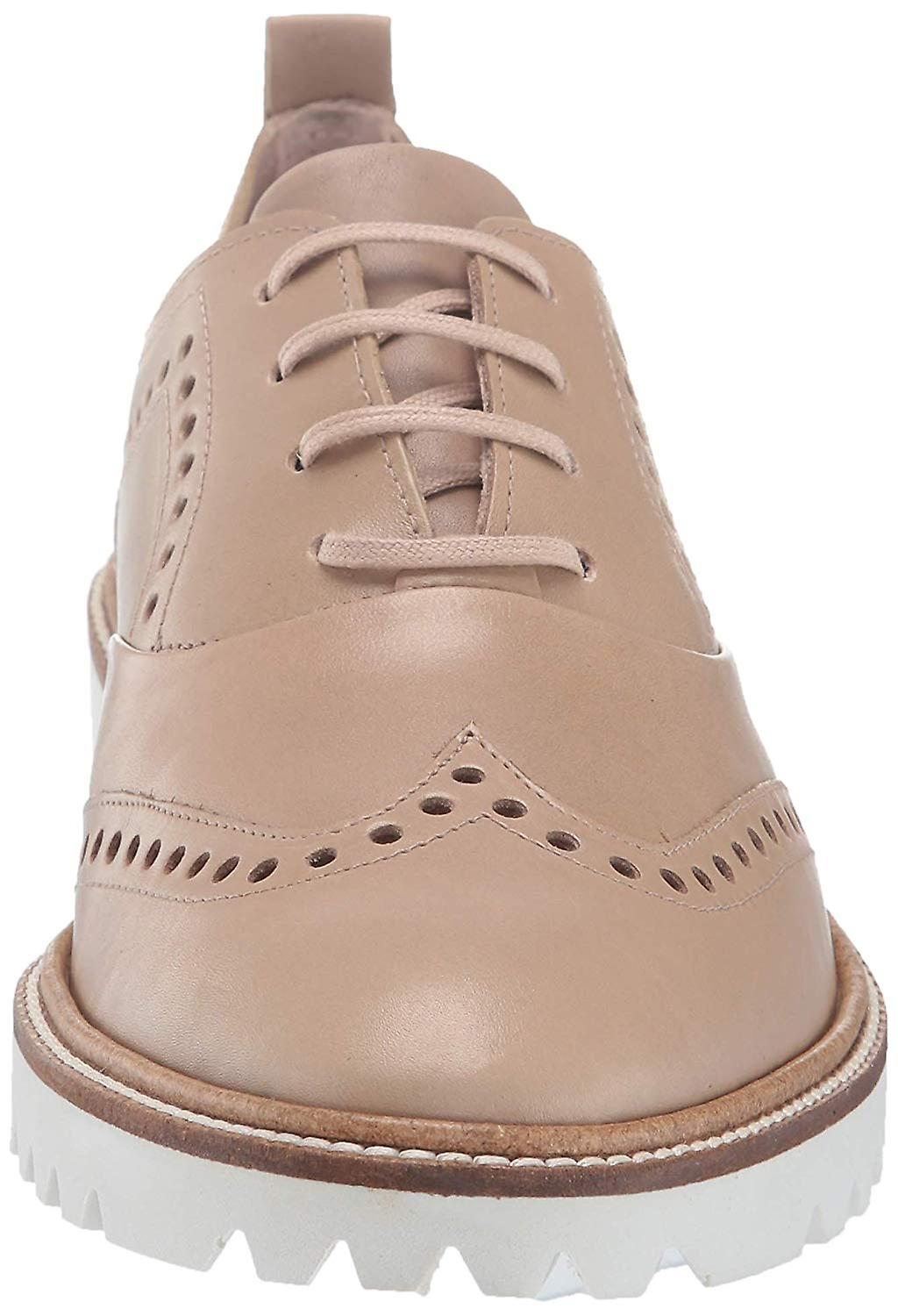 ECCO Frauen's Incise Tailored Wing Tip Oxford Flat