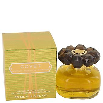 Covet eau de parfum spray by sarah jessica parker 444278 30 ml