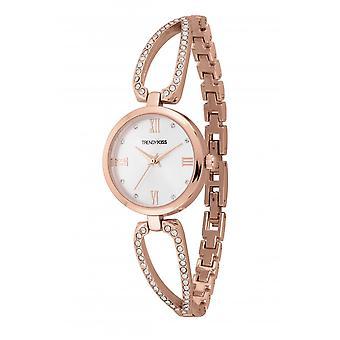 Watch Trendy Kiss TMRG10119-03 - Cyb the woman Rose gold watch