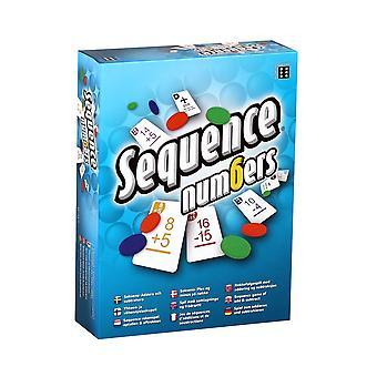 Rækkefølge Num6ers kortspil