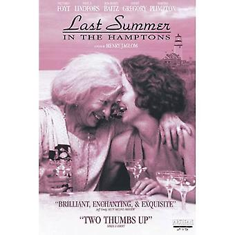 Last Summer in the Hamptons (1996) DVD Movie