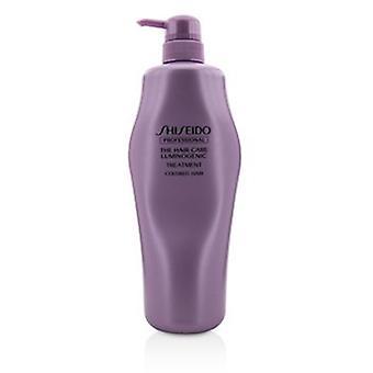 Shiseido Pielęgnacja włosów Leczenie luminenne (kolorowe włosy) 1000g/33.8oz