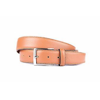 Beautiful Cognac Men's Belt