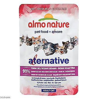 Almo nature Alternative Pouch Atun del O.Indico (Cats , Cat Food , Wet Food)