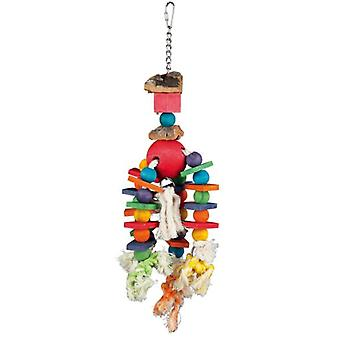 Trixie Wooden toy rope (Birds , Bird Cage Accessories , Toys)
