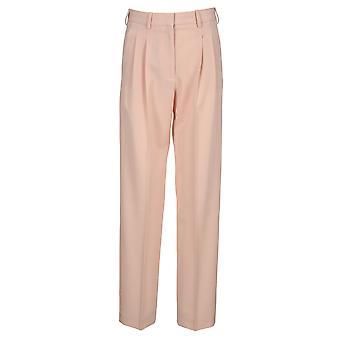 Stella Mccartney 599837snb486801 Women's Pink Wool Pants