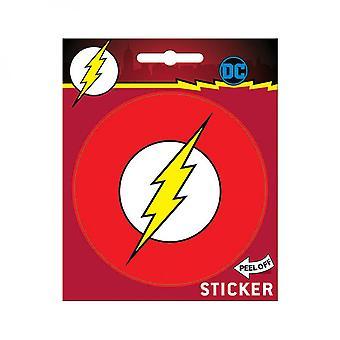 Flash Logo Klistermärke
