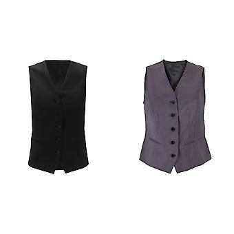 Alexandra Womens/Ladies Icona Formal Waistcoat