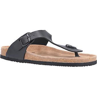 Divaz mujeres Ziggy Slip en verano Slider sandalias